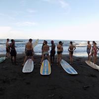 Prêts à surfer!